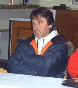 Argento se reunió con Gioja para proyectar un trióvalo en San Juan.