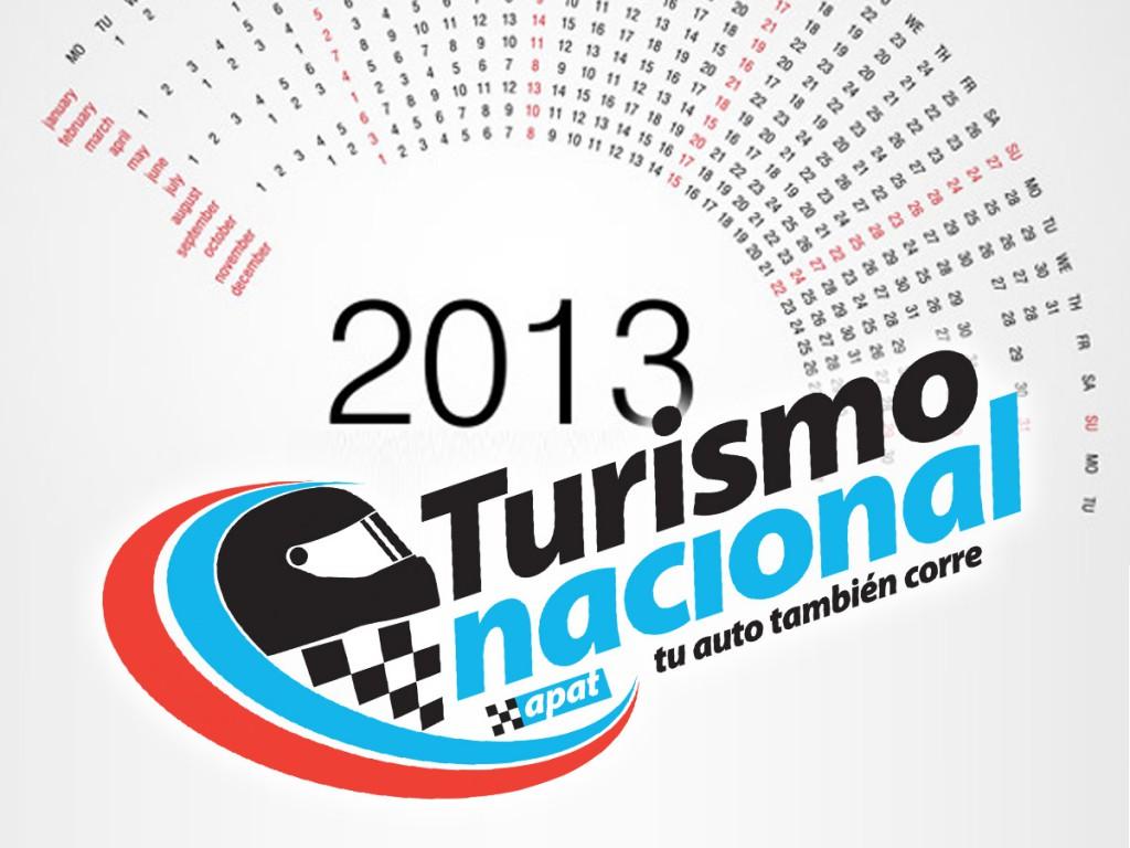 calendario tn 2013