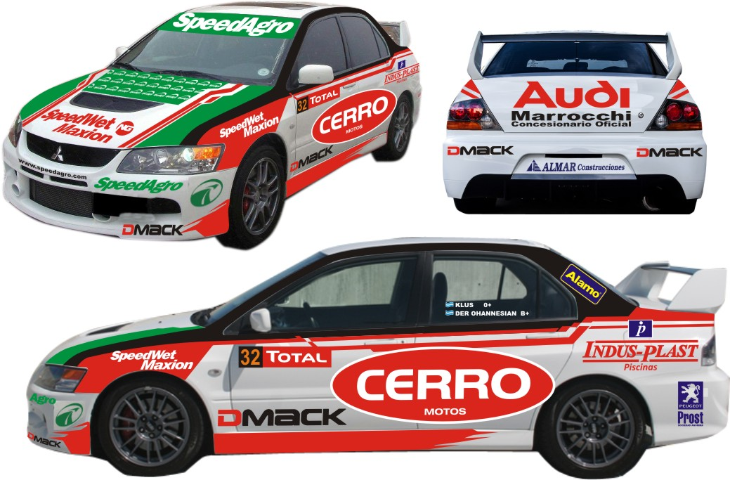 El Equipo Pro Rally Competira En El Rally Argentina Pole Position